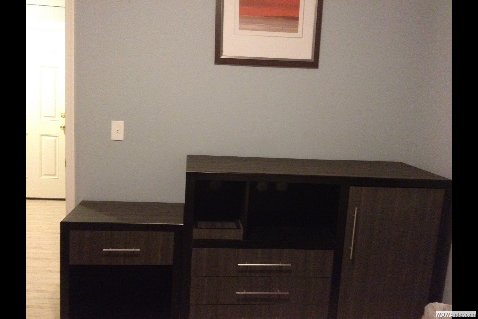 Furniture in Bedroom